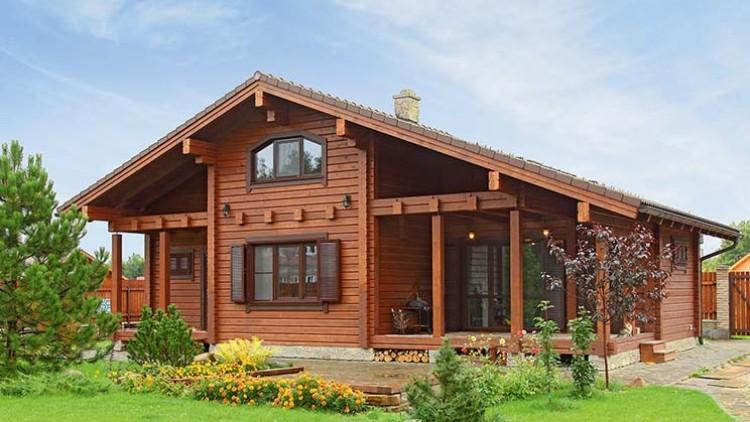 Дом КПРОФ 134м